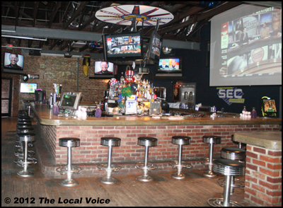 The Library Sports Bar