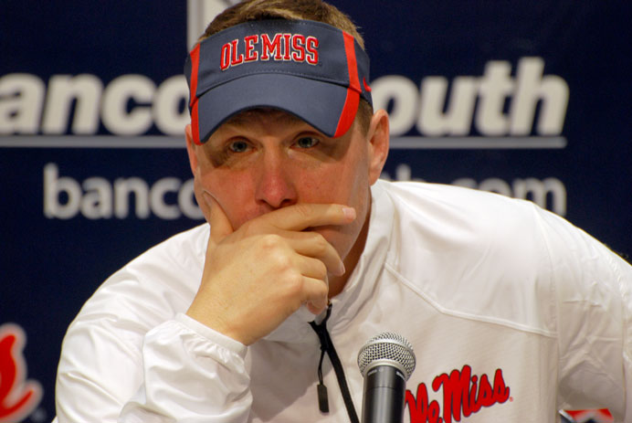 Ole Miss Football Cited in NCAA Recruiting Violations