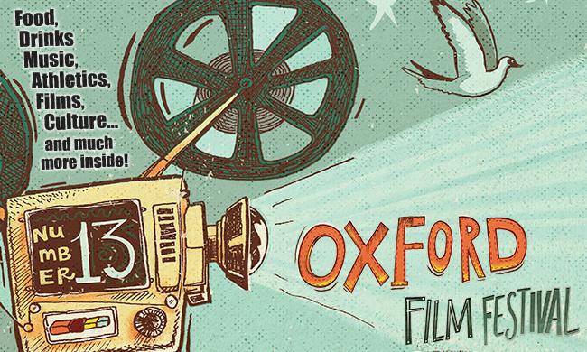 13th Annual Oxford Film Festival Bigger Than Ever: A conversation with New Director Melanie Addington