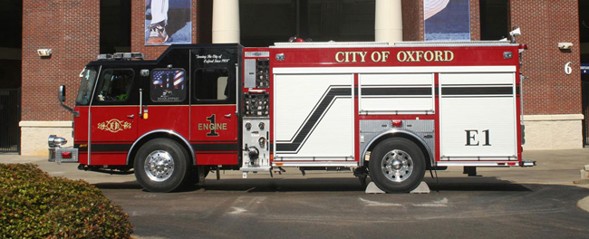Fire starts on Roof of Oxford, MS Marriott