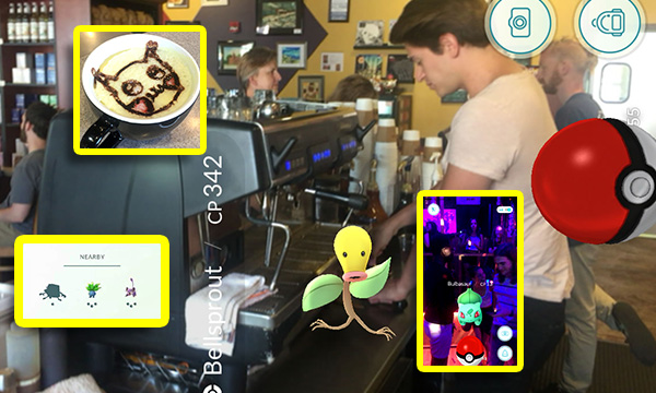 Pokemon Go Stirs Up Local Business, Fitness, & Community