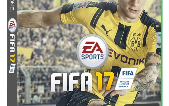 EA SPORTS FIFA 17: Borussia Dortmund's Marco Reus