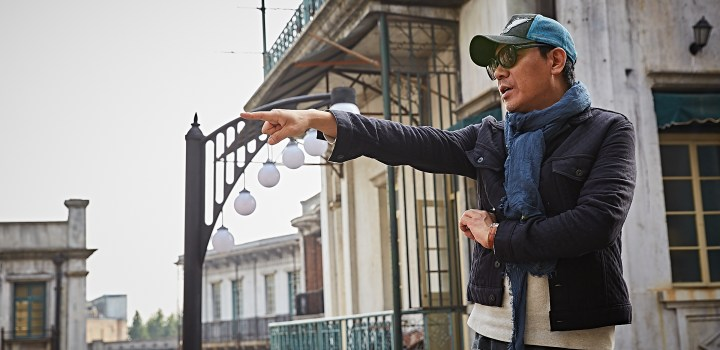 1st London East Asia Film Festival Kim Jee Woon Interview For THE AGE OF SHADOWS