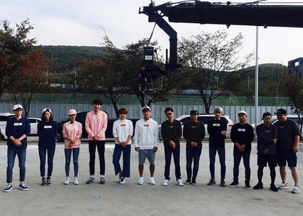 Running Man Ep 323: Kim Jun Hyun, Seo Ji Hye
