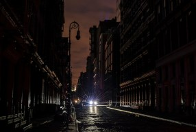 London's Soho Power Outage Plunges 2300 Properties Into Darkness