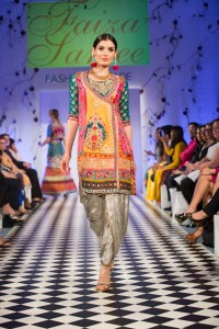 Fashion Parade Bride Marking 70 Years of Pakistan Style Evolution