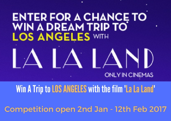 Win A Trip to LA with the film 'La La Land' (1)