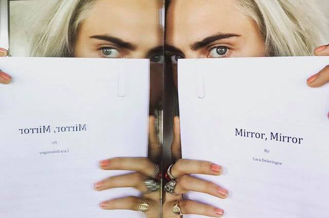Cara Delevingne's Debut Novel MIRROR, MIRROR To Hit Shelves
