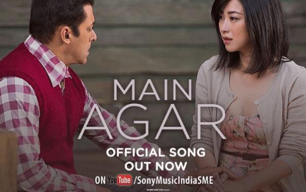 TUBELIGHT Pakistan's Atif Aslam Sings MAIN AGAR For Salman Khan