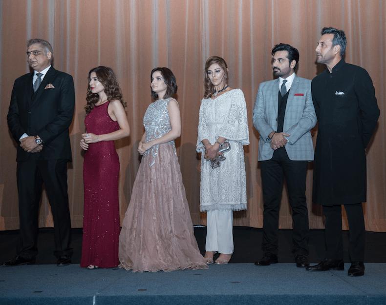 Cast of Pakistani blockbuster Yalghaar dazzle at European Premiere