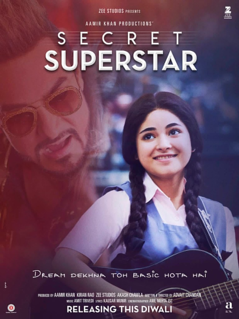 Featuring Zaira Wasim, the song has been sung by Meghna Mishra, with music composed by Amit Trivedi and lyrics by Kausar Munir.