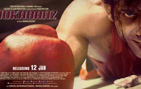 Anurag Kashyap Presents MUKABAAZ Trailer Literally Packing A Punch