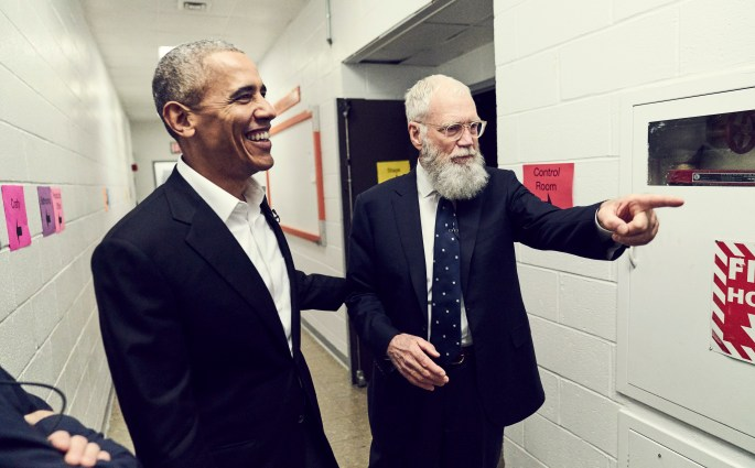 Netflix MY NEXT GUEST NEEDS NO INTRODUCTION WITH DAVID LETTERMAN