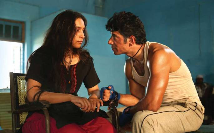 MUKABAAZ Actress Zoya Hussain Dreamed of Directing Anurag Kashyap