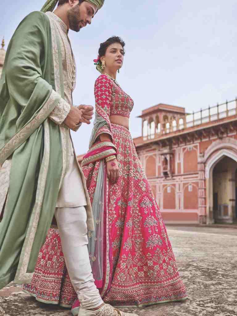Indian Designer Anita Dongre To Participate in Aashni Co Wedding