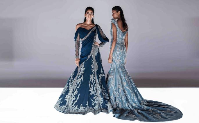 Modern meets Classic as Avant Garde Designer Gaurav Gupta