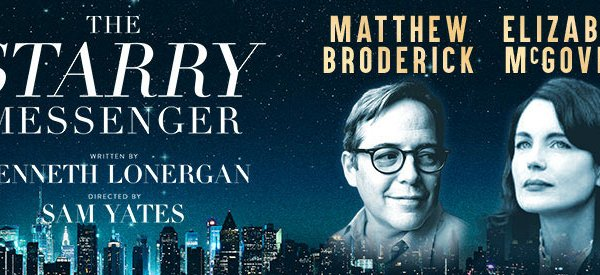 Mathew Broderick Makes His London West End Debut