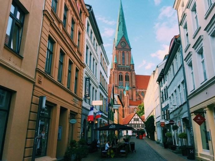 Schwerin city, Germany