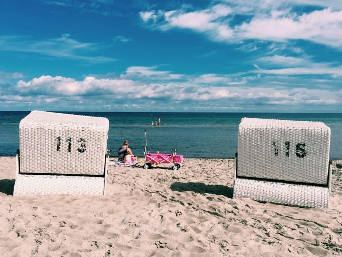 Germany, Boltenhagen, beach, sea, Meclemburgo / Photo credit Thelostavocado.com