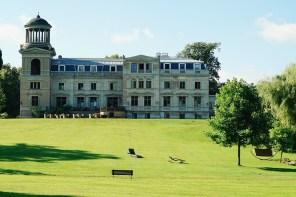 Schloss mit Park Kaarz: dormire in un castello in Germania