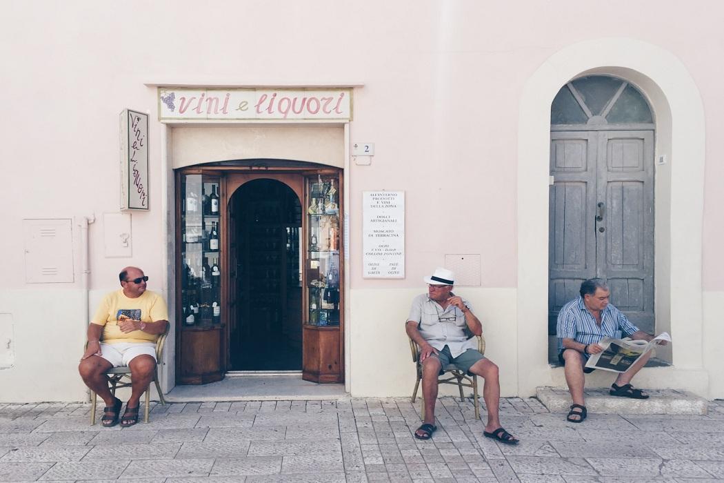 Sperlonga, Circeo. Photo credit: thelostavocado.com