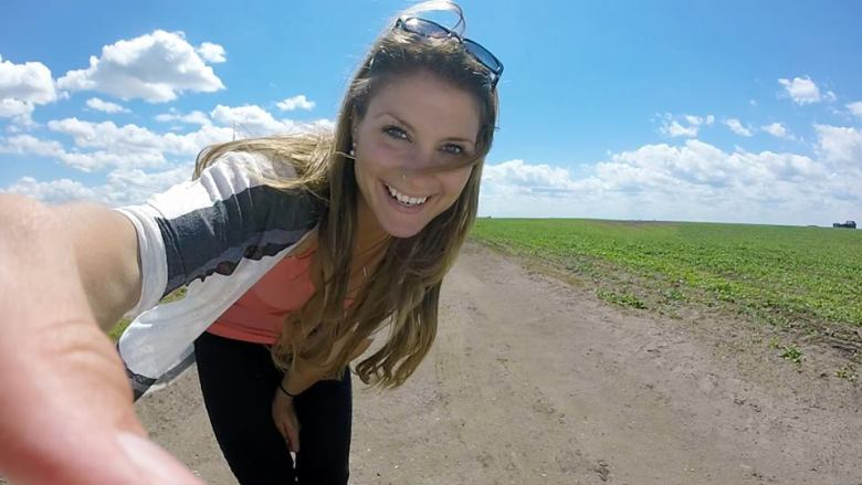 Ashlyn George: Passionate World Wanderer