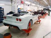 Exige S Production Line