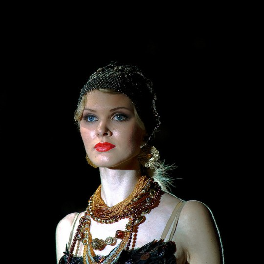 Russian traditional jewelry is also famous in the world, particularly in the northern Europe  - Image by Grozz