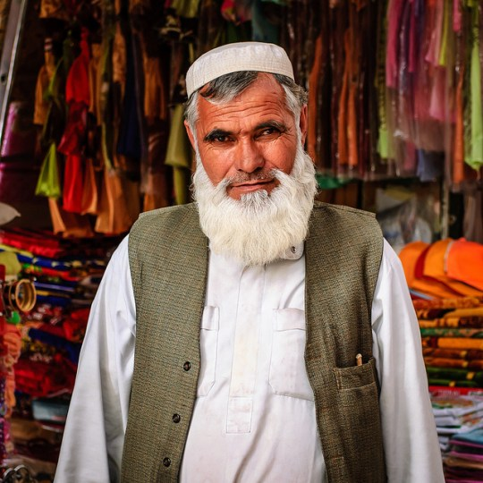 Waistcoat is a traditional and sleeveless outer garment for Pakistani men. Photo by Michael Keith Photography