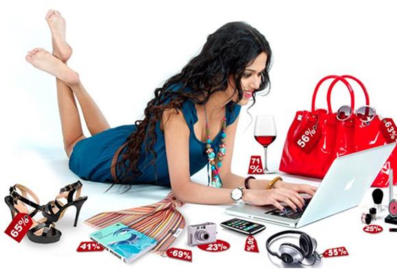 Comprar online le hace bajar en ventas a los minoristas