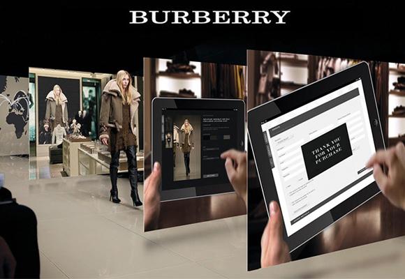 Firmas como Burberry ya aprovechan el cambio digital en el Retail de Lujo. Entra aquí para ver su web