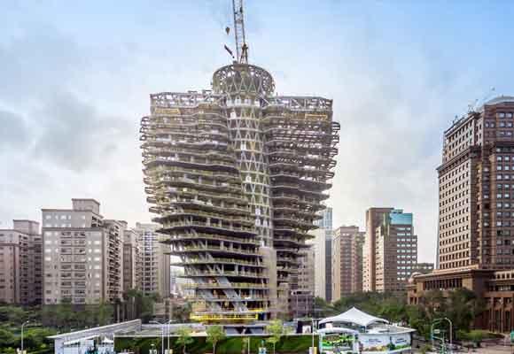 Fue el rascacielos más alto del mundo durante seis años