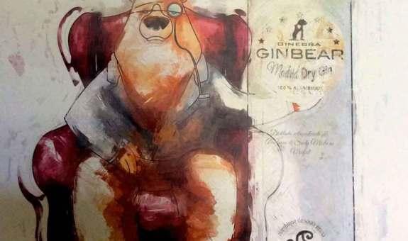 Los osos también beben ginebra