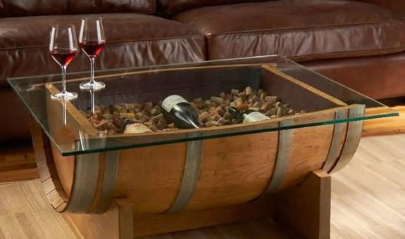 Las mejores ideas para decorar con elementos del vino