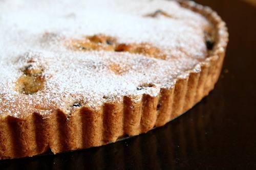 Alastair Little's blackberry tart Crostata di more