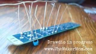 Drawdio Kit unassembled