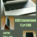 ASUS Chromebook Flip C100 Review + Giveaway