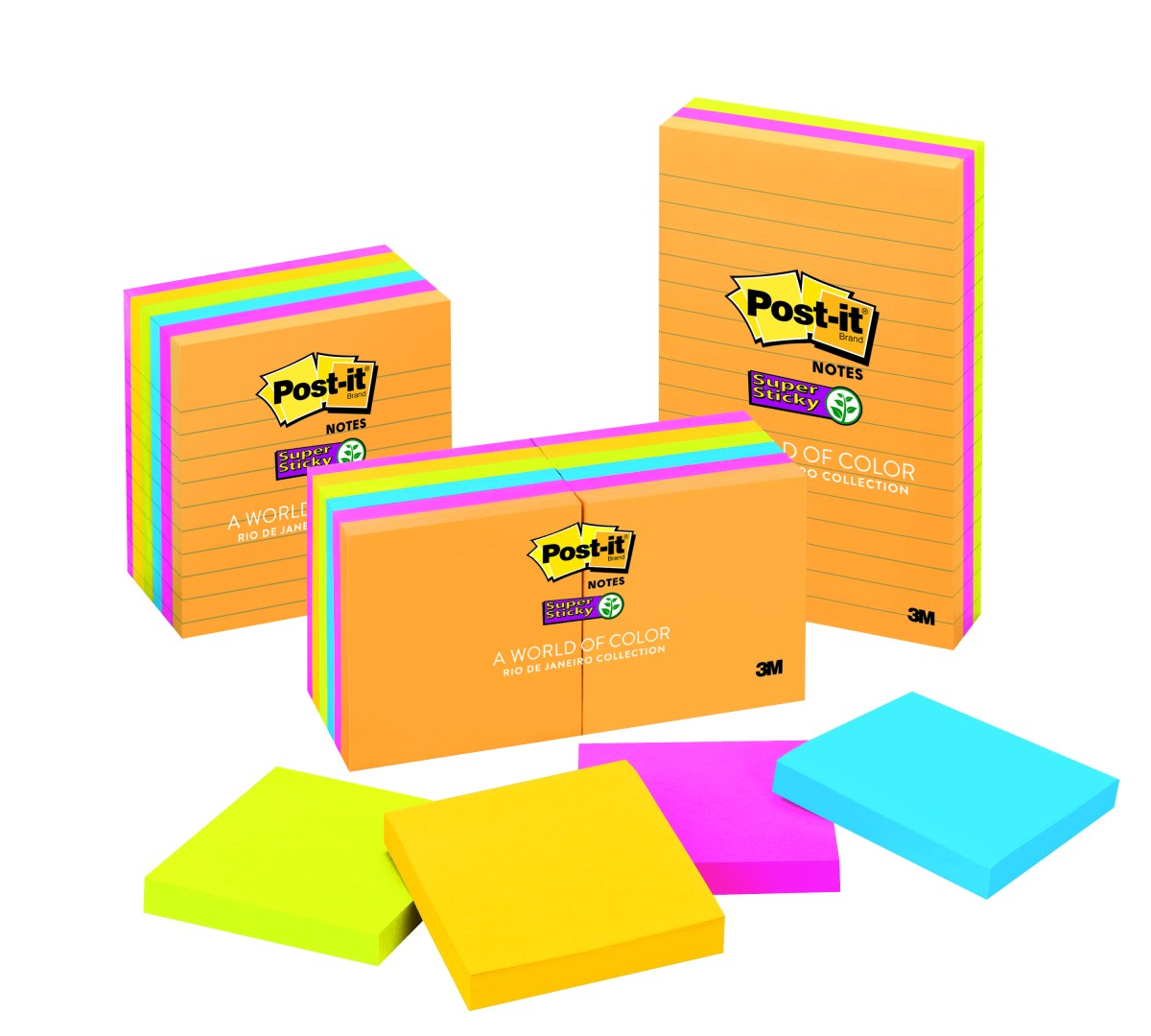 Brainstorming, STEM and Beyond with Post-it Products