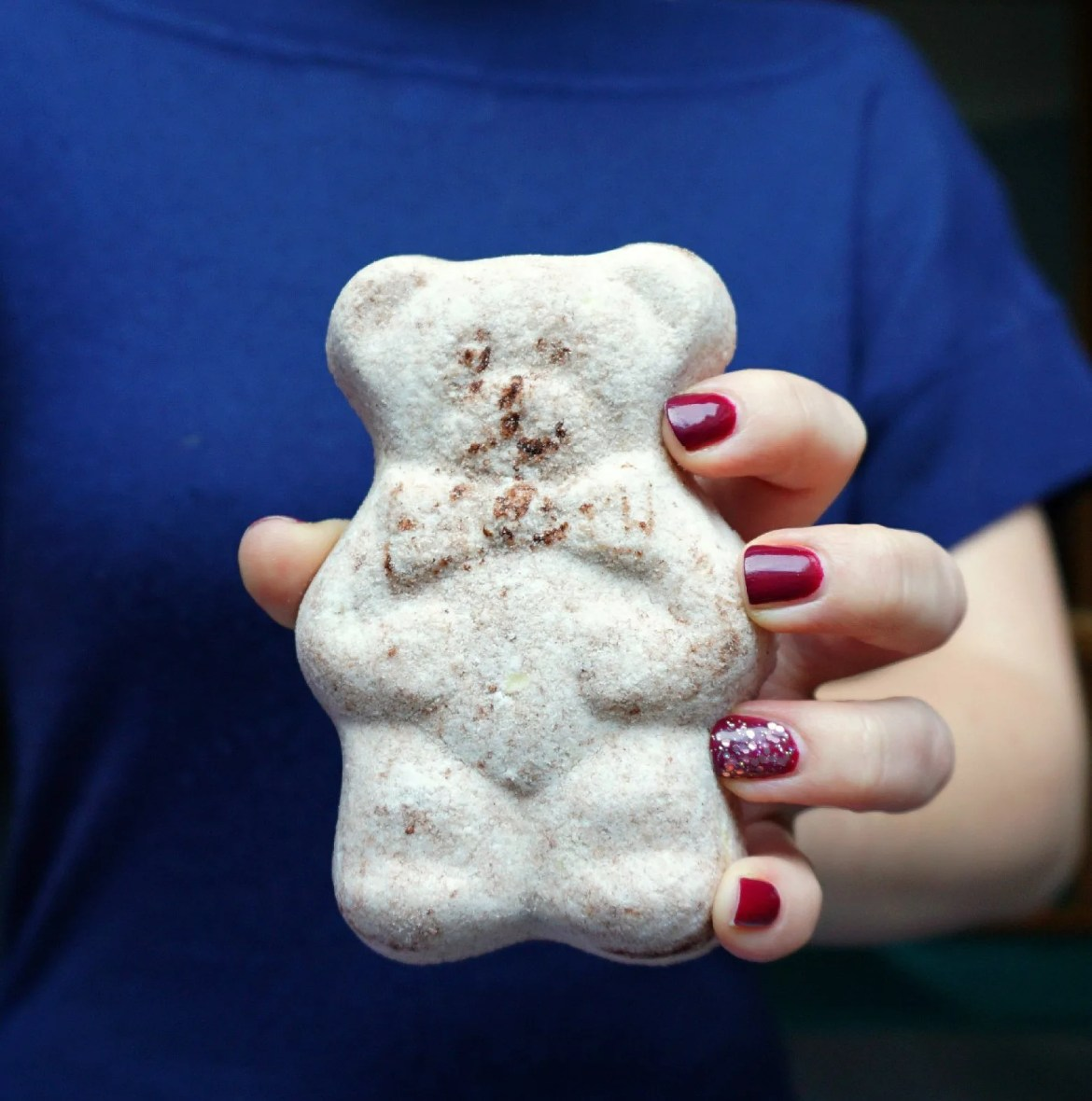 The Makeup Dummy | Cocoa Butter Bath Bomb Bear