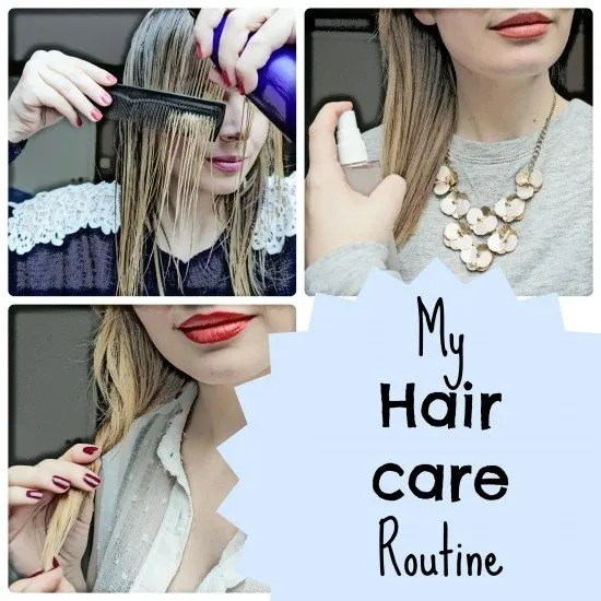 The Makeup Dummy Hair Care Tips & Routine