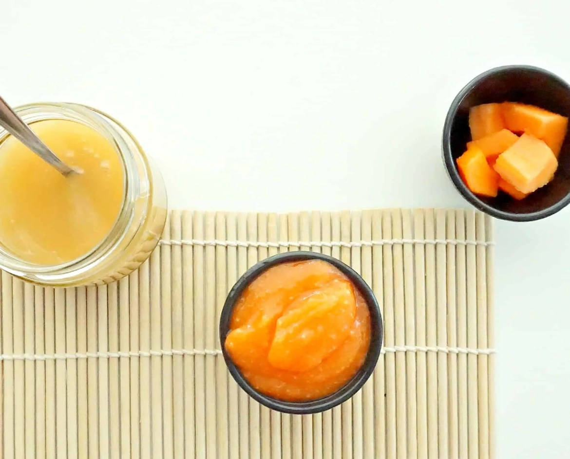 Make your own Papaya Face Mask A DIY by The Makeup Dummy