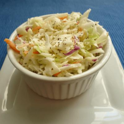 Homemade Coleslaw Dressing Recipe - Homemade Ftempo