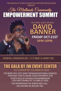 Midlands Community Empowerment Summit @ The Gala By JW | Columbia | South Carolina | United States
