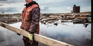 © Dmitrij Leltschuk / Greenpeace