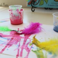 The Best Nest: A Literacy and STEM Preschool Lesson