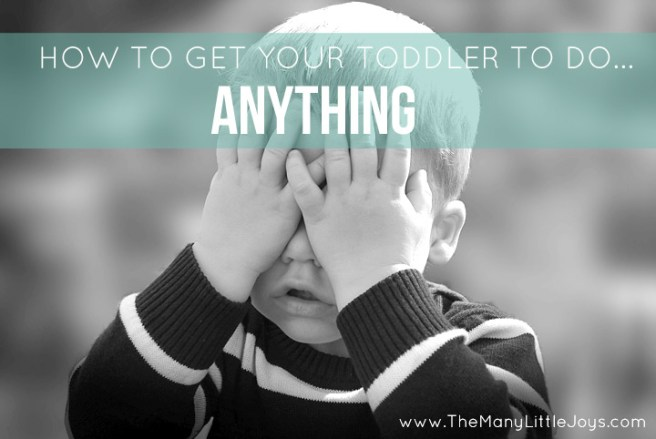 Getting a toddler to do anything can be hard. If you're struggling with a terrible two-year-old or a threenager, try these seven practical parenting tips to encourage your toddler to obey without a fight.