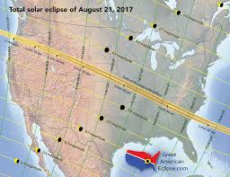 eclispe map