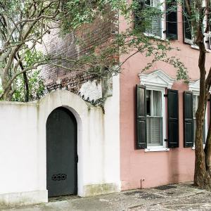 Ill stop posting pictures of pastel Charleston homes when Ihellip