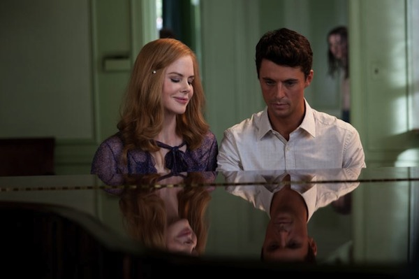 Nicole Kidman and Matthew Goode