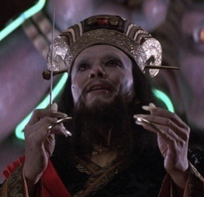 Blindsided by BIG TROUBLE IN LITTLE CHINA